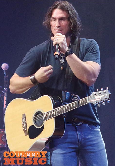 Joe Nichols at Country Night Gstaad 2019
