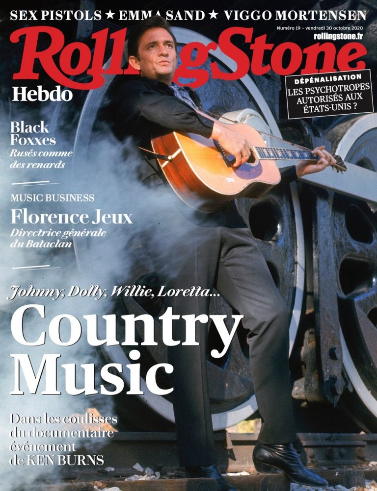 Rolling StoneMagazine, France Country