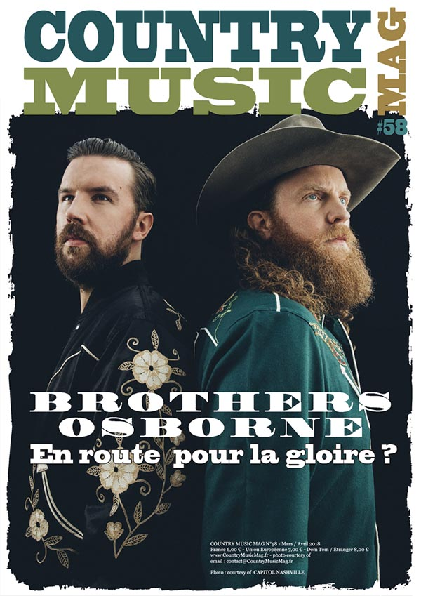 COUNTRY MUSIC MAG #58